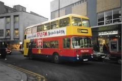 Galaxy Radio bus
