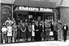 Chiltern Radio staff photo