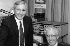Colin Mason and Peter Burton