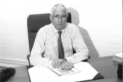 Peter Burton, Chairman