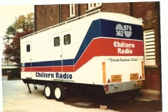 First OB Unit Chiltern Radio Dunstable