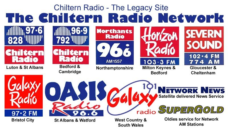 Logo for Chiltern Radio